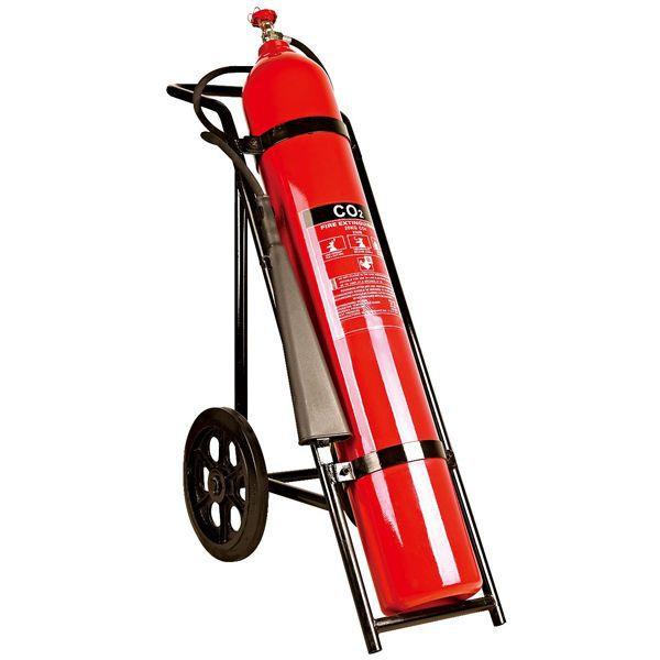 bình chữa cháy DRAGON khí CO2 24kg