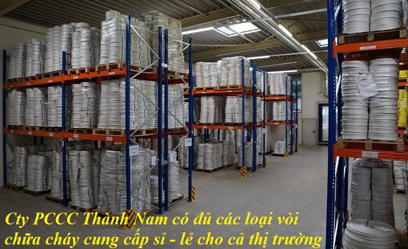 Vòi chữa cháy các loại của PCCC Thành Nam